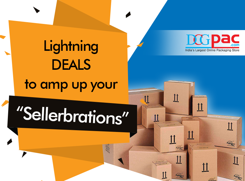 """Lightning Deals to amp up Your """"Sellerbrations"""""""