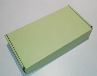Tab Lock Box, 3Ply