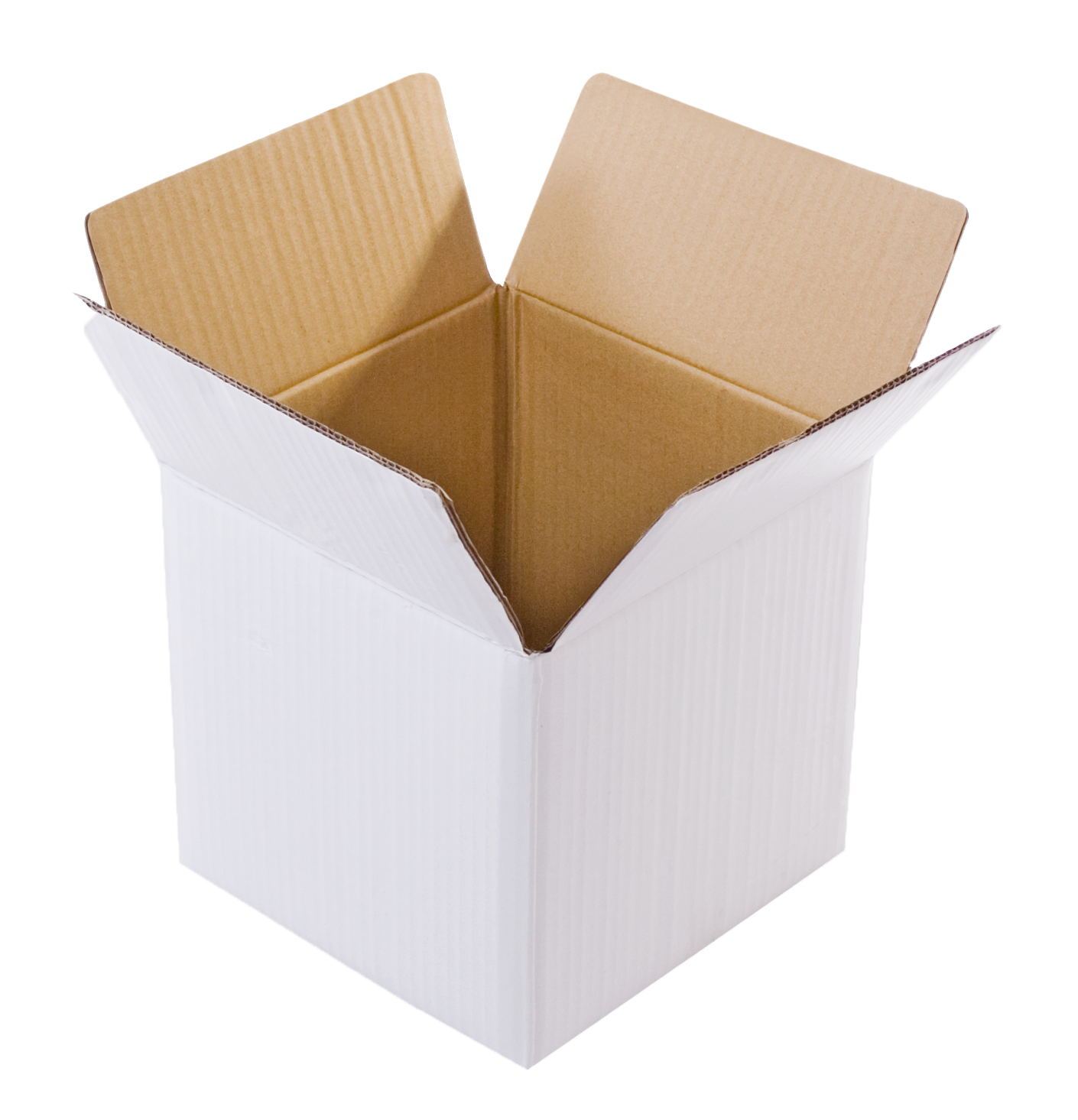 White Cube Box , 3Ply