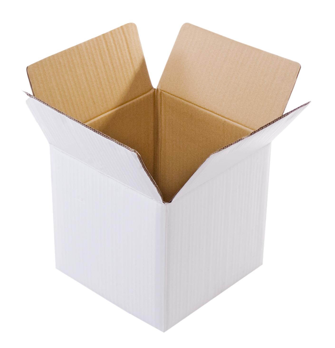 White Cube Box, 3Ply