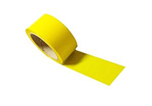 Yellow Tape, 65 Meter